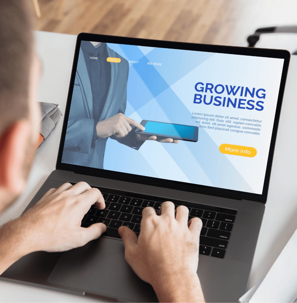 Growthworx WEBSITES AND EMAIL 980 Px by 1000 Px