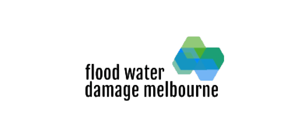 Flood water damage melbourne logo