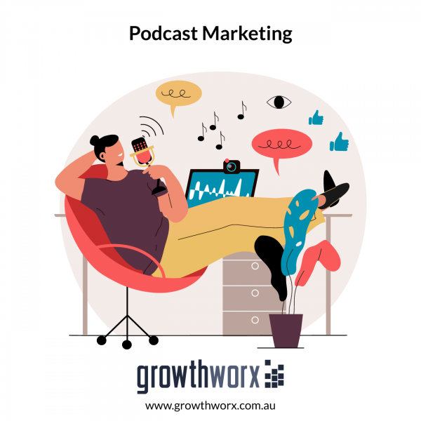 I will advertise your product or business on my popular podcast 1
