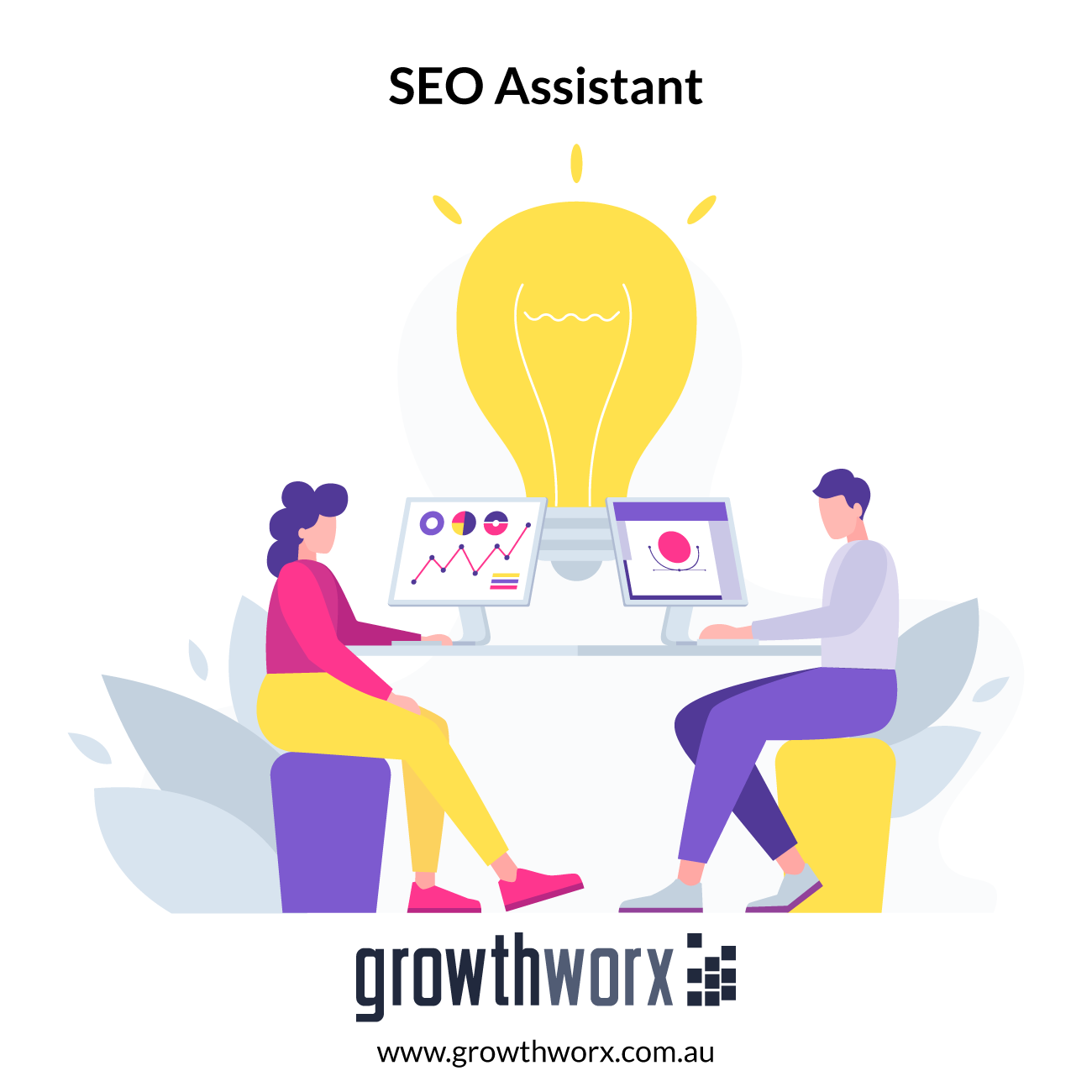 I will be your SEO assistant to promote your business and website 1