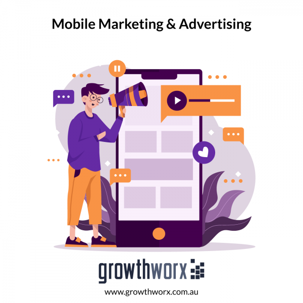 I will be your mobile marketing and advertising expert 1