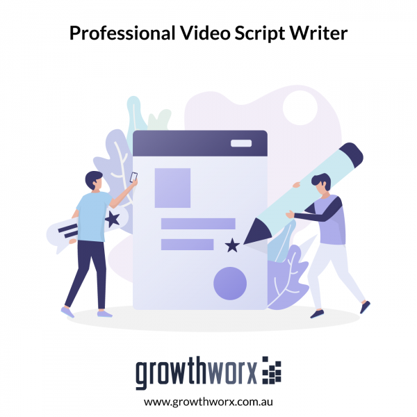 I will be your professional video script writer for business videos 1