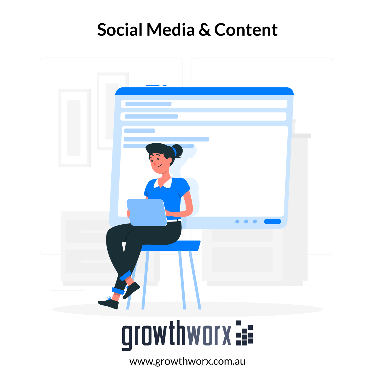 I will be your social media marketing manager and content writer 1