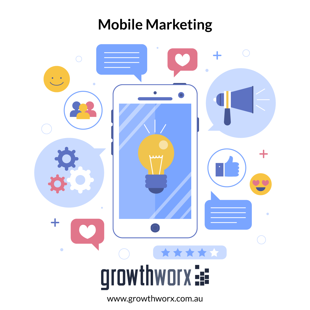 I will best work in mobile marketing 1