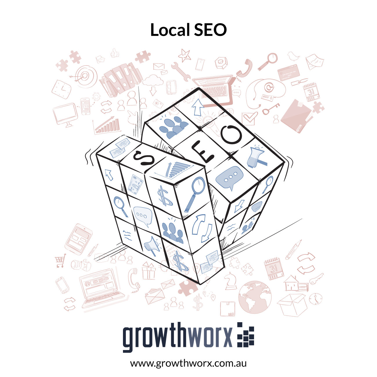I will boost local SEO advanced map stacking 1