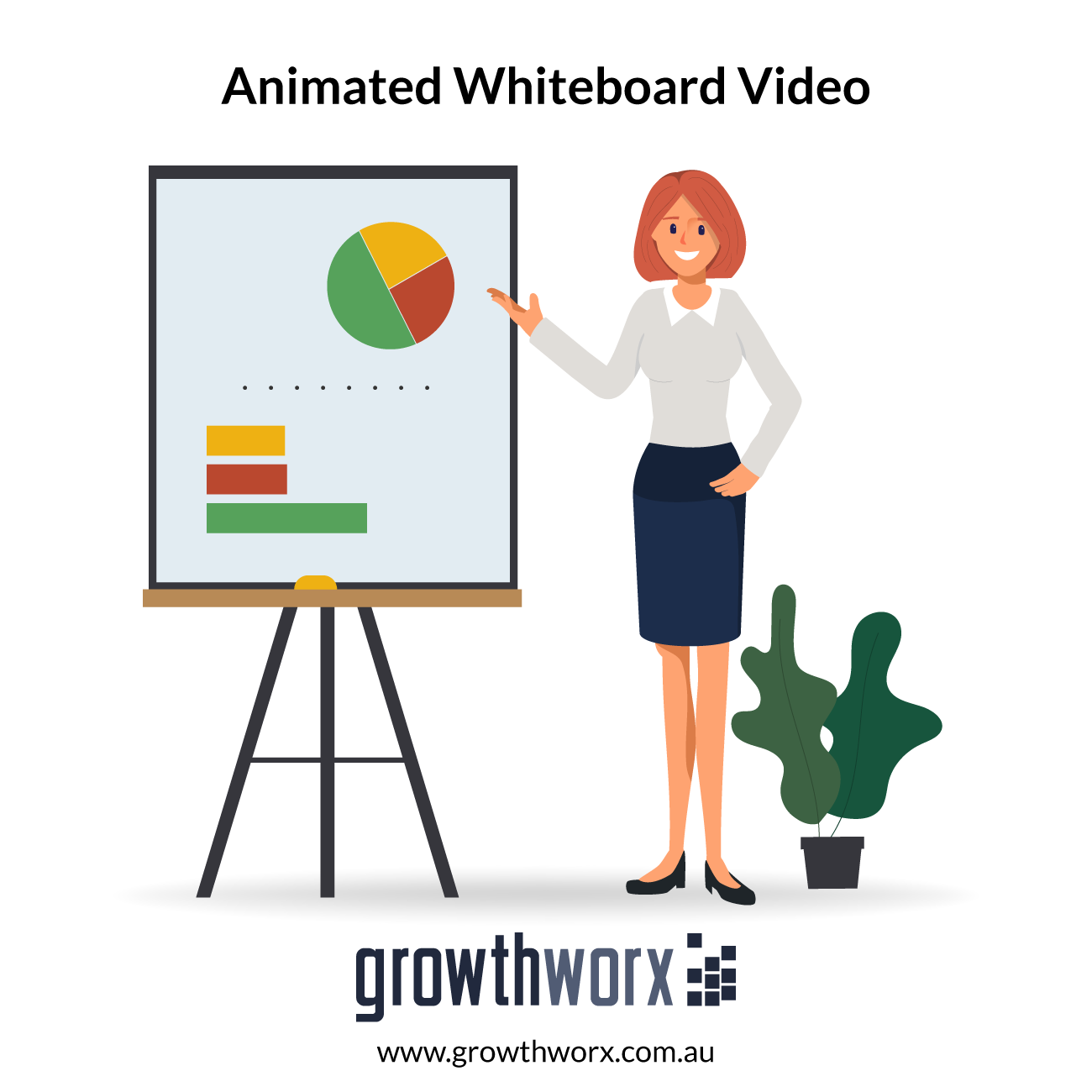 I will boost your conversions with an animated whiteboard video 1