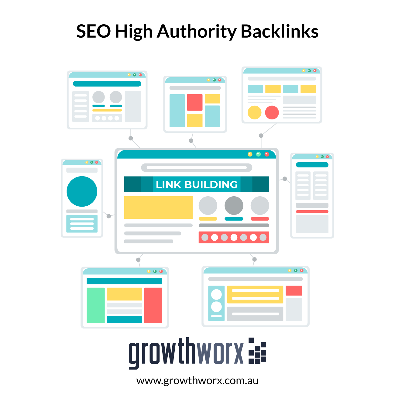 I will catapult your google rankings with my seo high authority backlinks 1