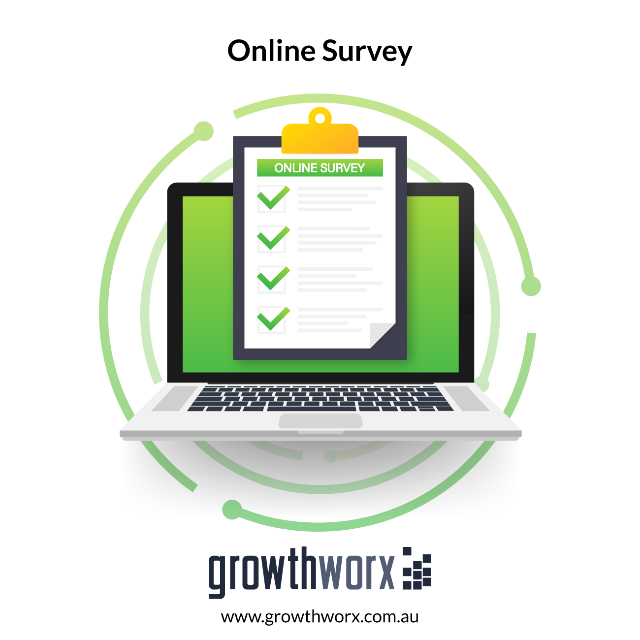 I will conduct your online survey with real consumers 1
