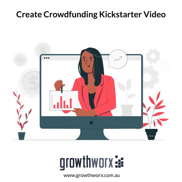 I will create a crowdfunding kickstarter video 1