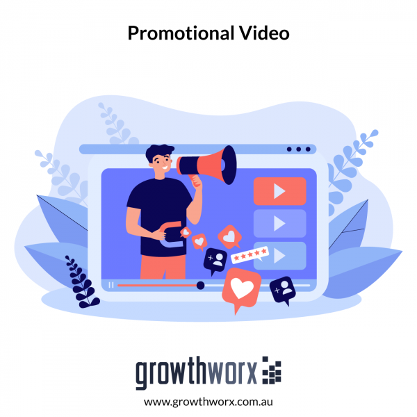 I will create a promotional video 1