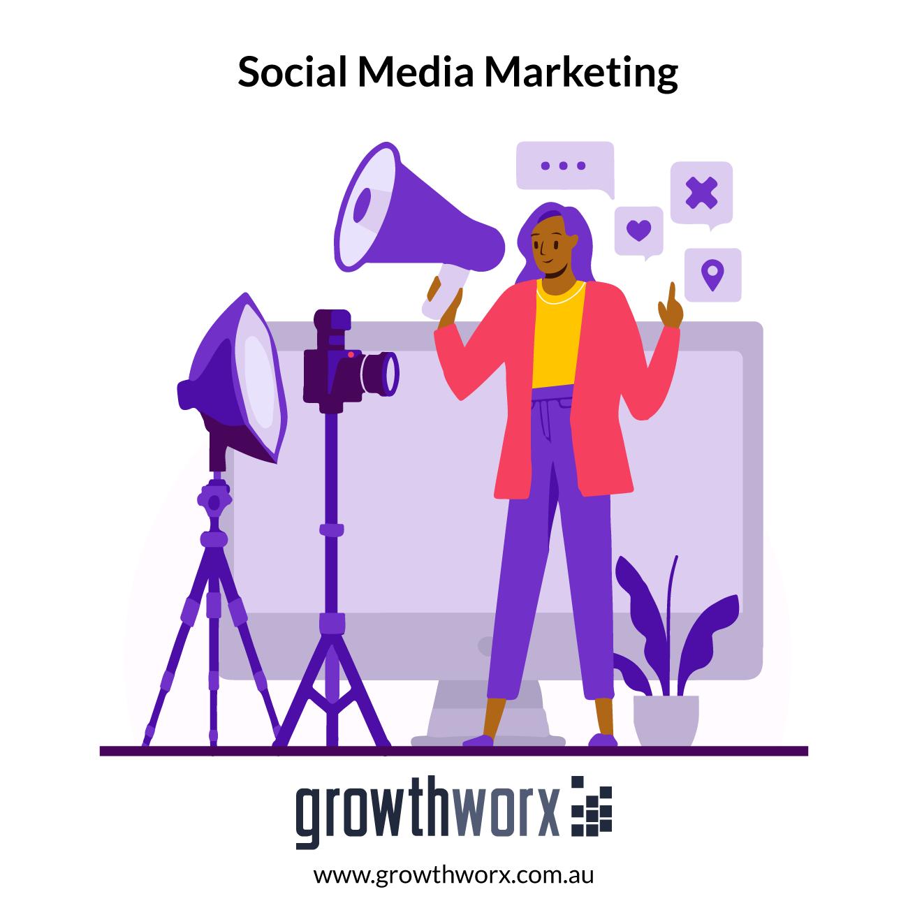I will create a social media marketing strategy 1