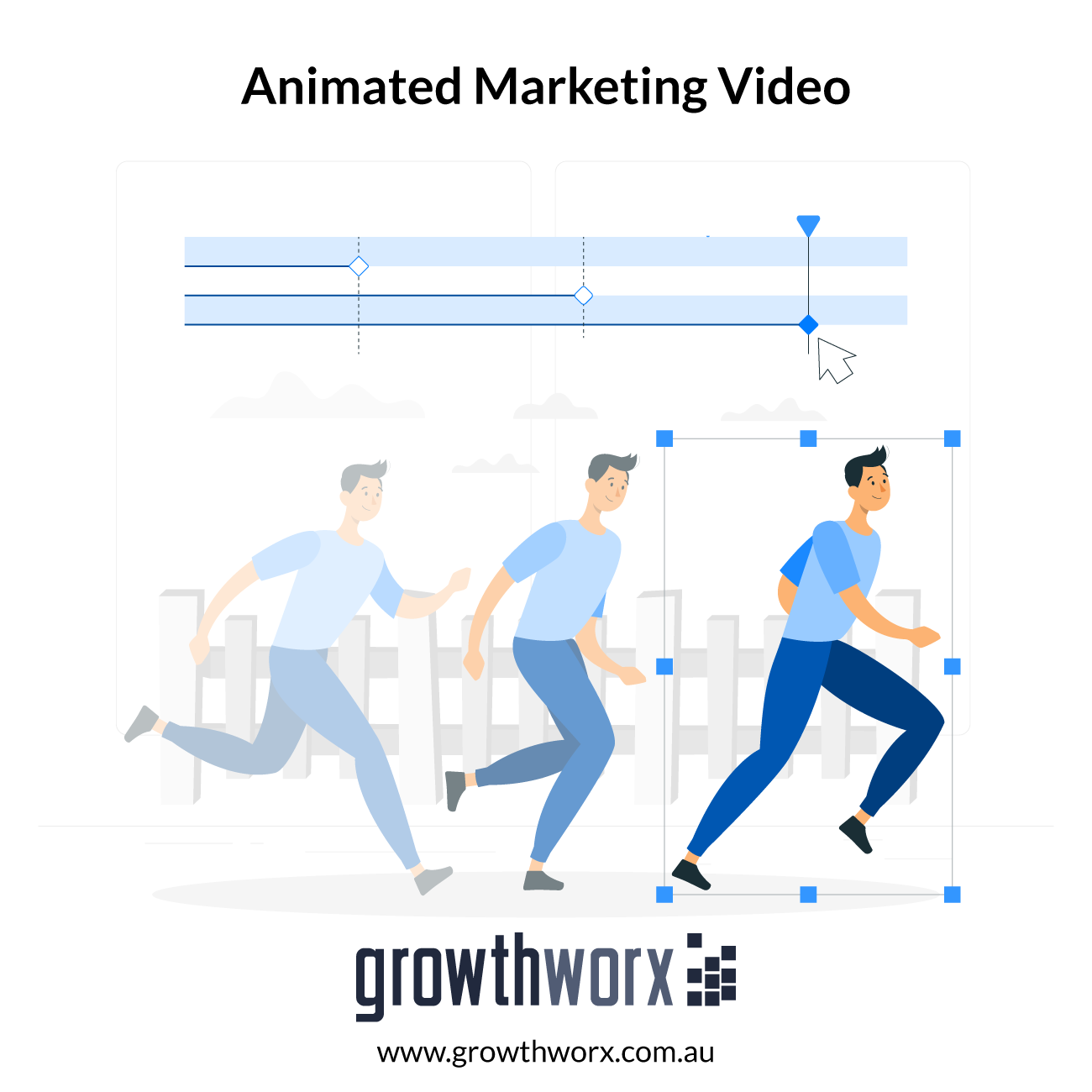 I will create animated marketing video for business and sales 1