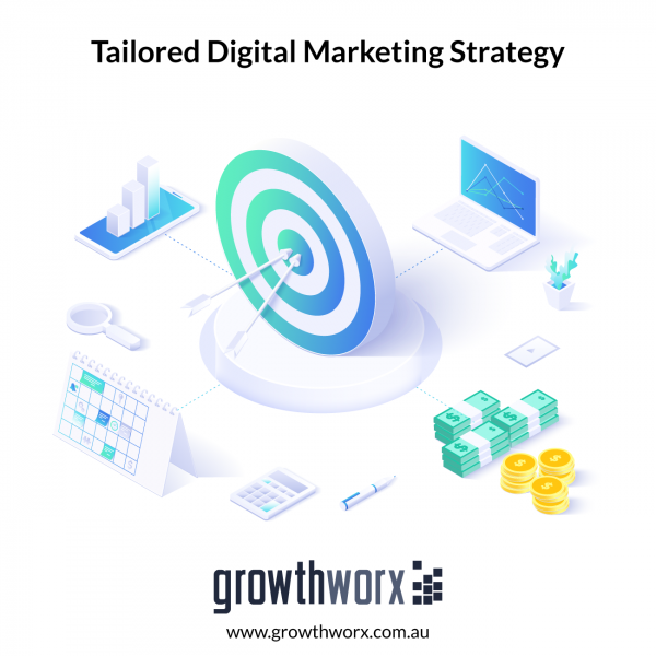 I will create digital marketing strategy tailored for your business 1