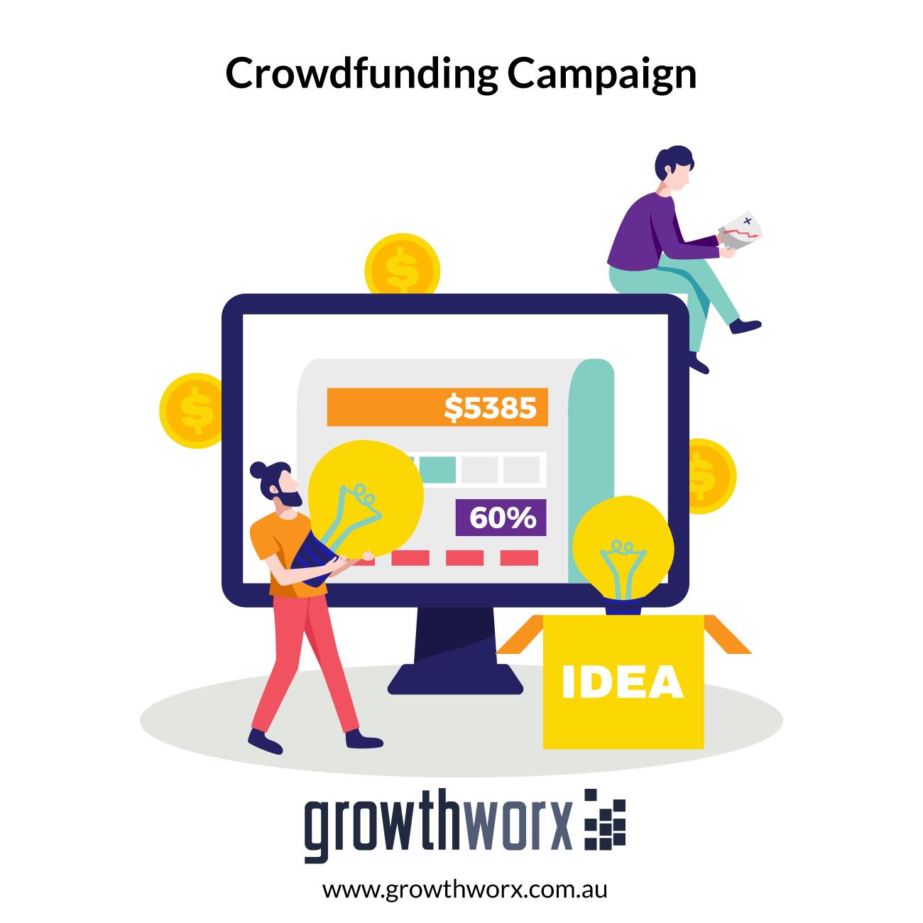 I will create outstanding kickstarter, indiegogo crowdfunding campaign 1