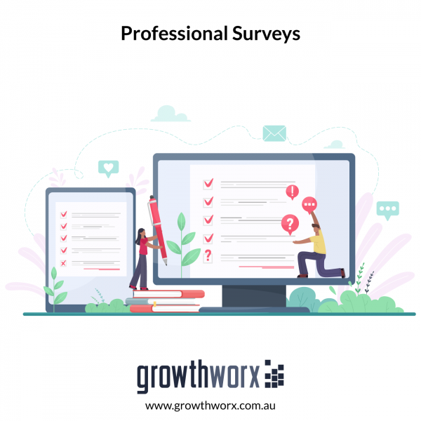 I will create professional surveys and questionnaires forms 1