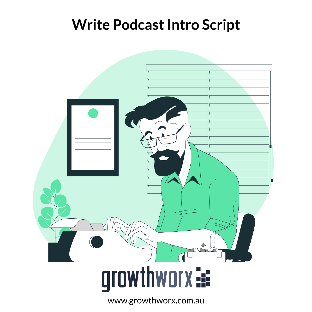 I will critique or write your podcast intro script 1