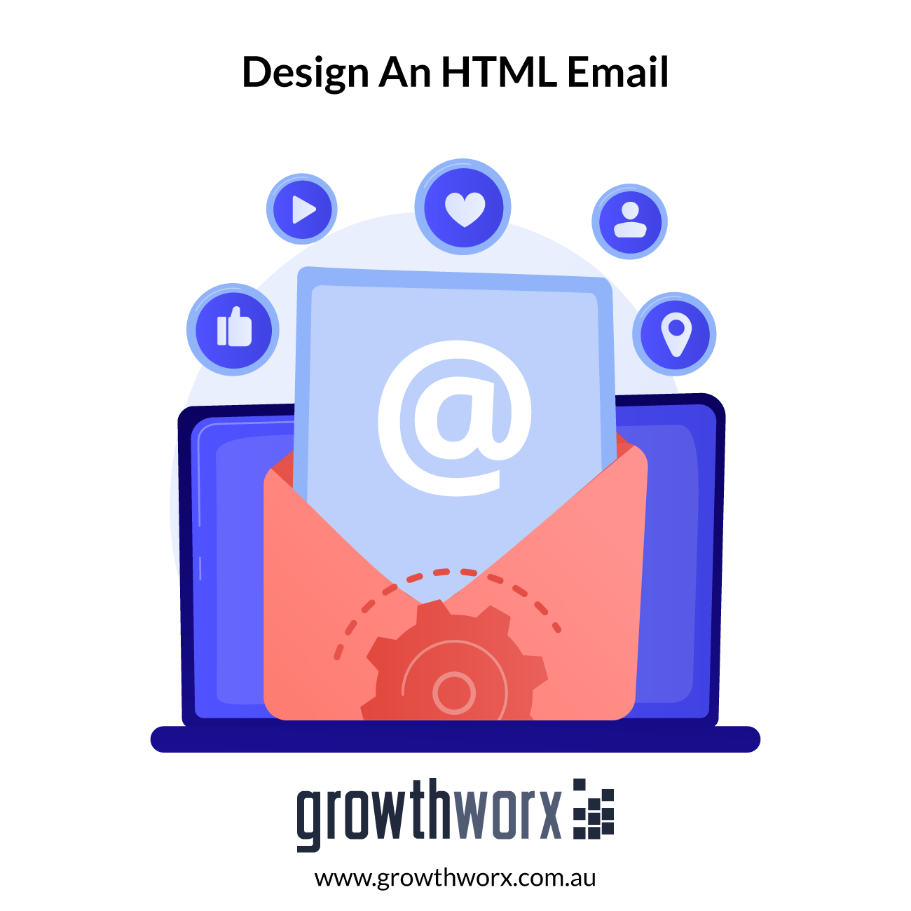 I will design an HTML email, pardot, mailchimp email templates, newsletter 1