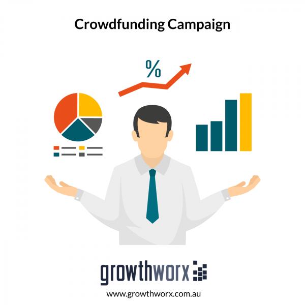 I will design and create a successful crowdfunding campaign 1