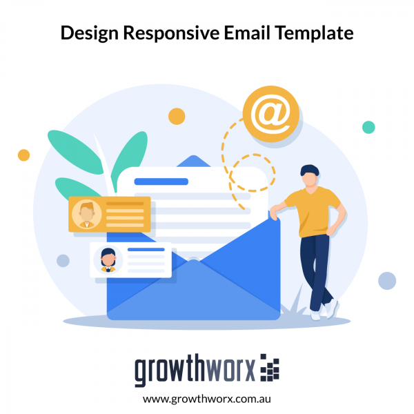 I will design responsive email template 1