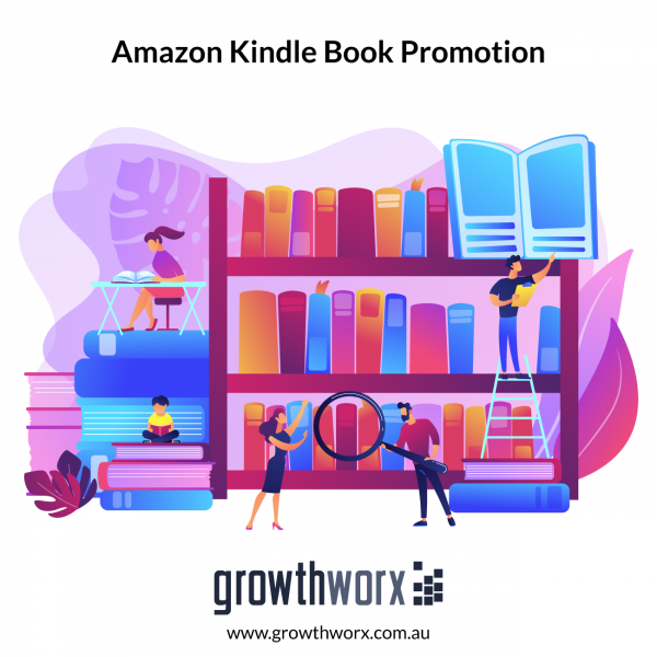 I will do amazon kindle book promotion to ebook lovers 1