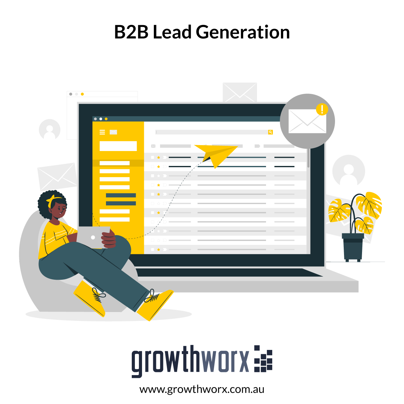 I will do b2b lead generation, build email list, will do data mining and management 1