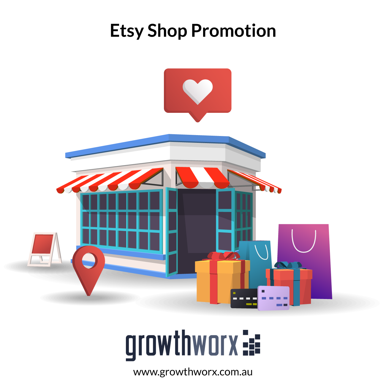 I will do etsy shop promotion to get etsy sales 1