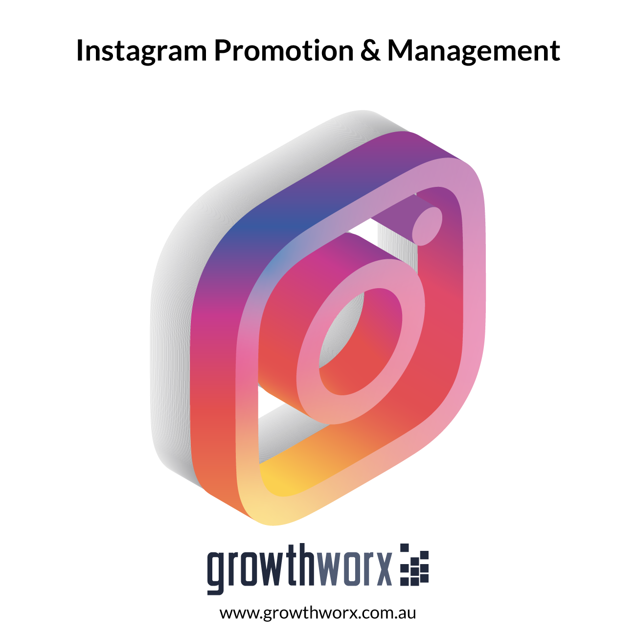 I will do instagram promotion and management for ideal growth in followers 1