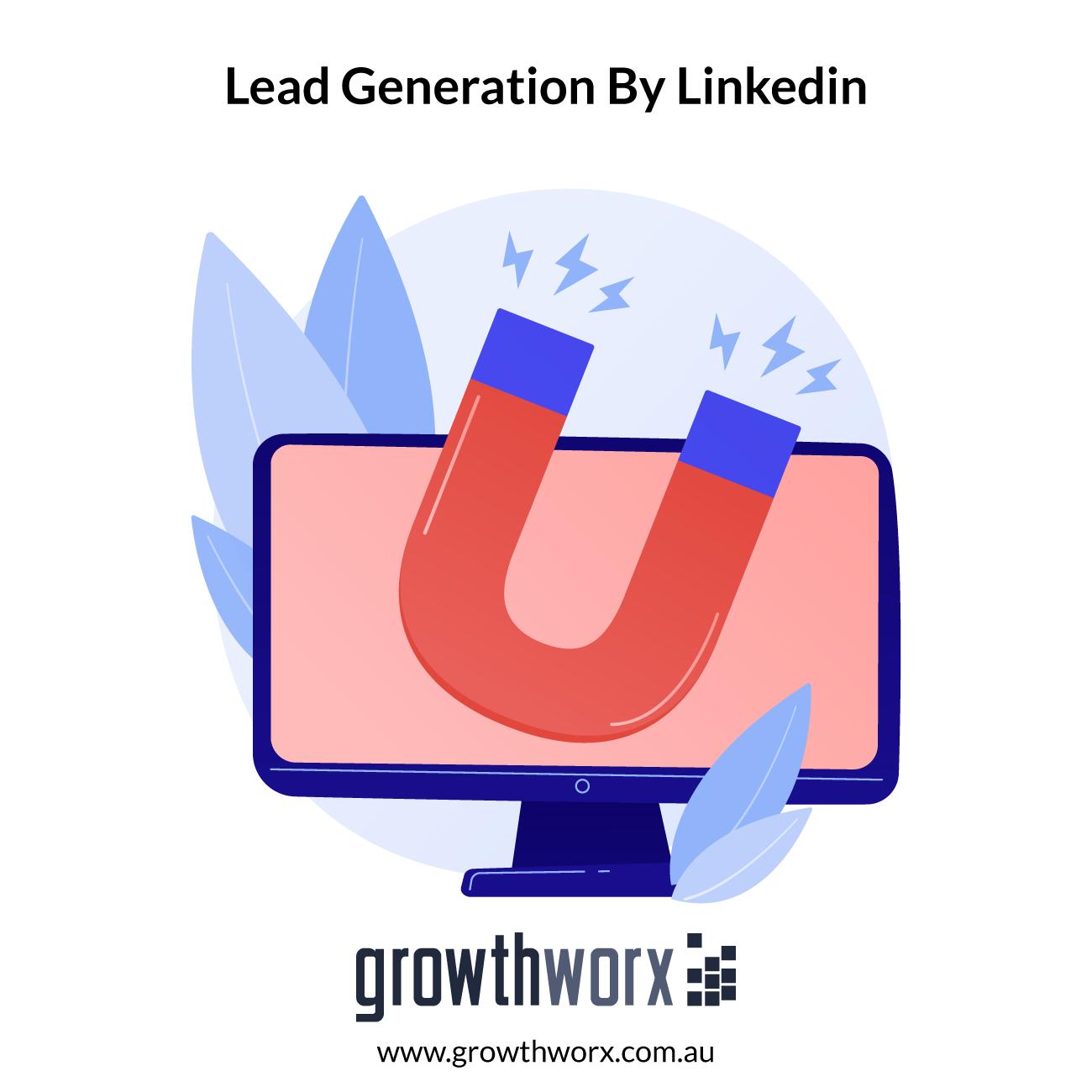I will do lead generation by linkedin sales navigator use 1