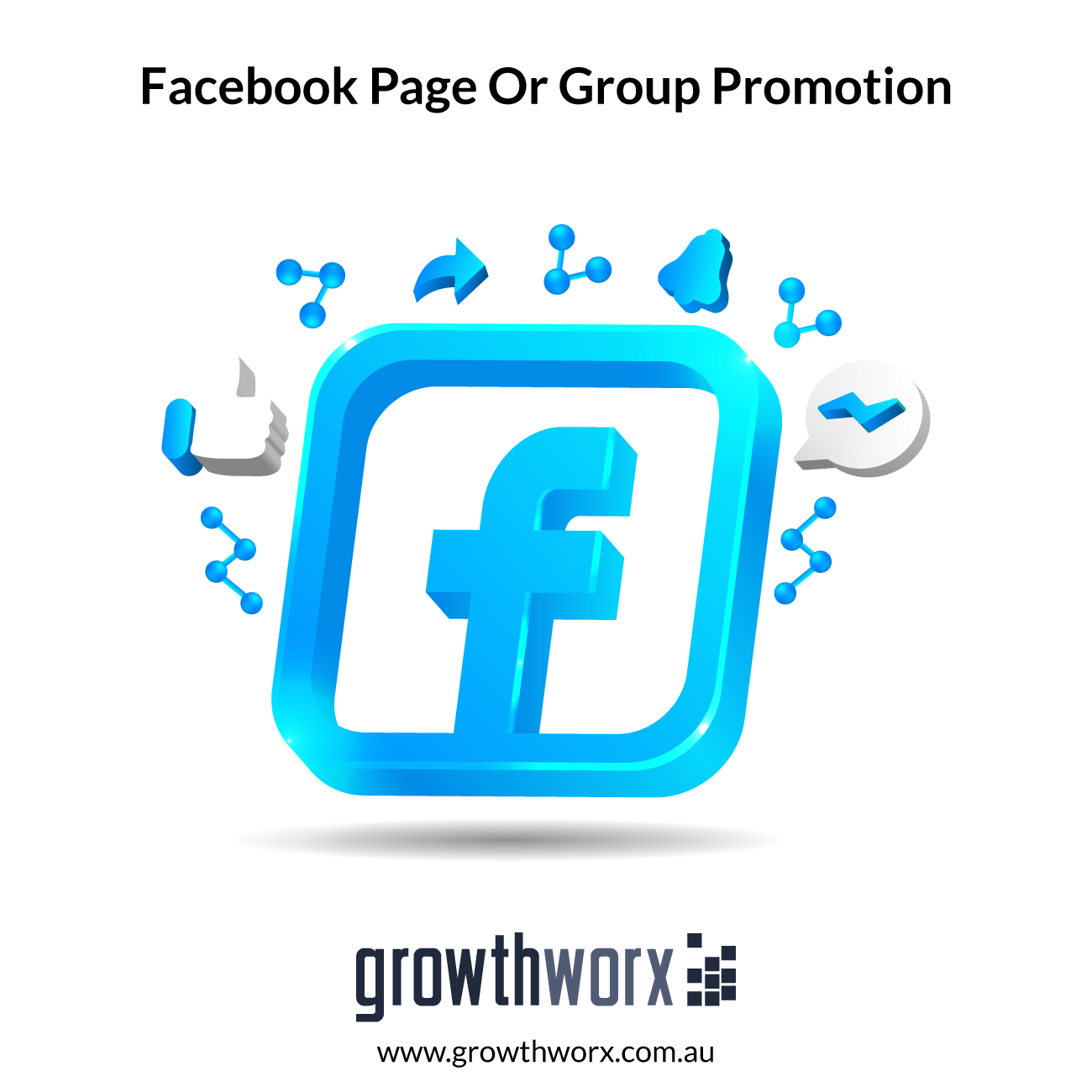 I will do organic promotion of your facebook page or group 1