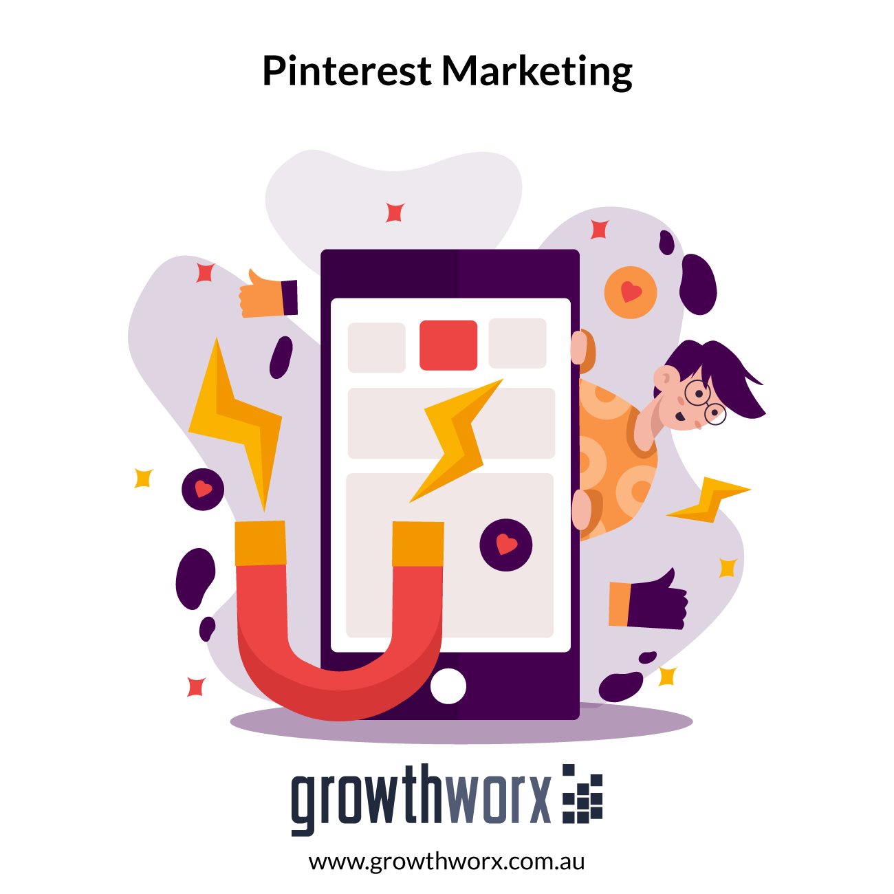 I will do pinterest marketing growth and management 1