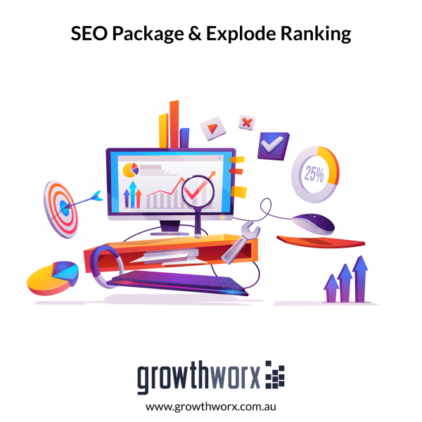 I will do pro1 SEO package and explode your ranking 1