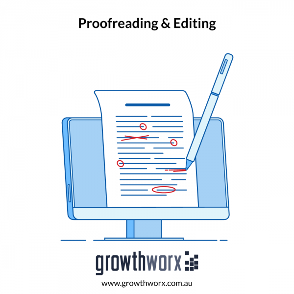I will do proofreading and editing, proofreading, book editing 1