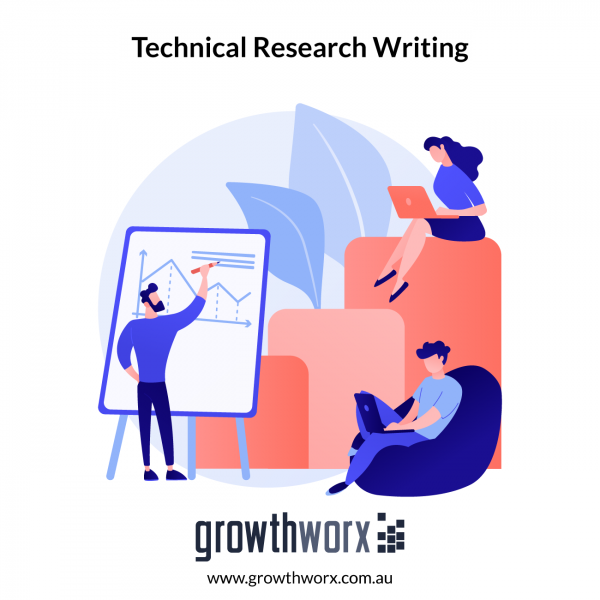 I will do technical research writing and engineering report writing 1