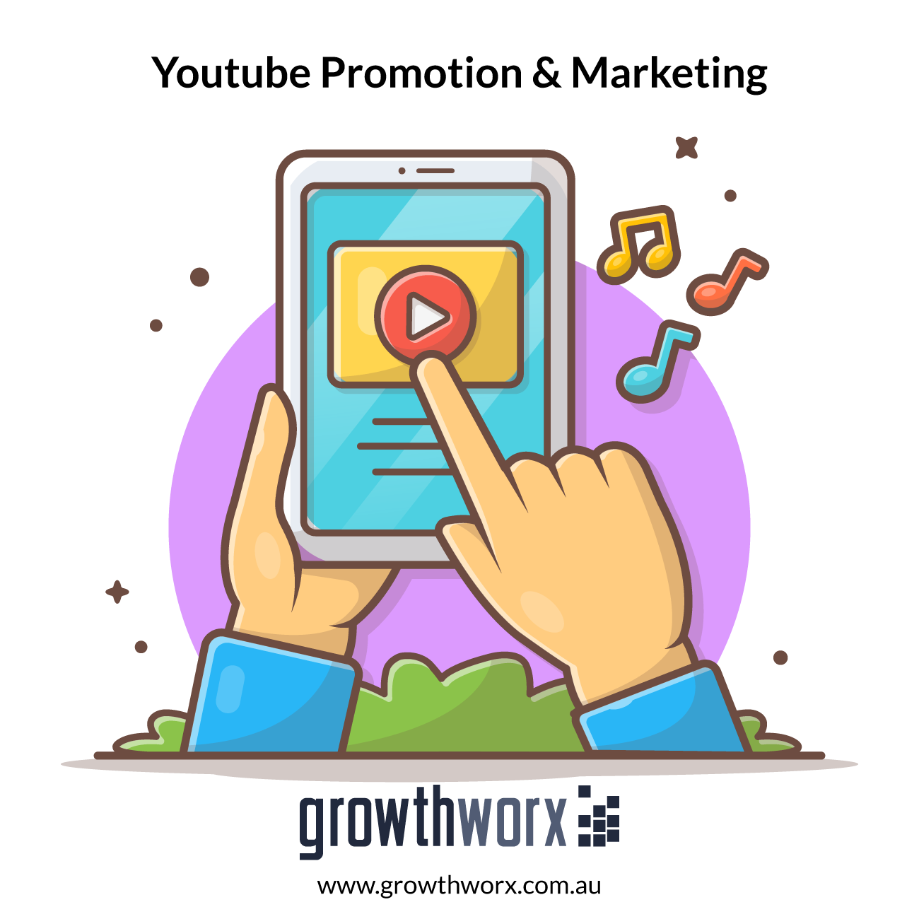I will do viral organic youtube promotion and marketing for real growth 1
