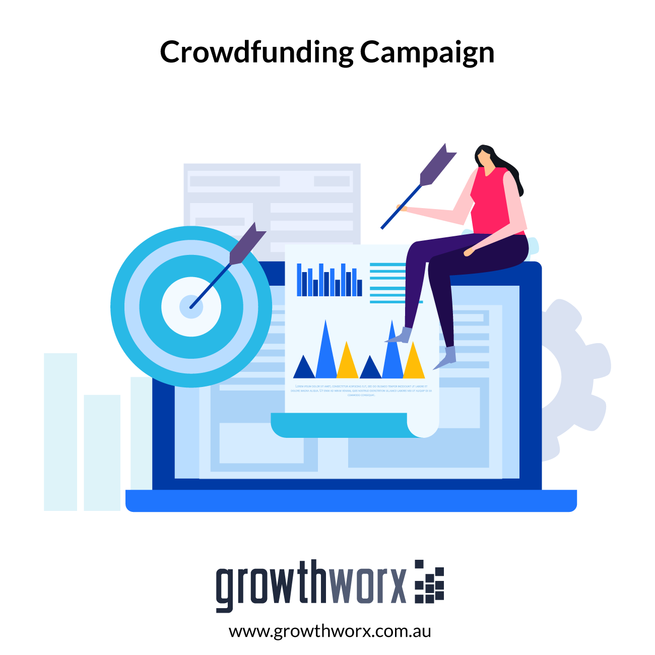 I will drive your crowdfunding campaign to success 1