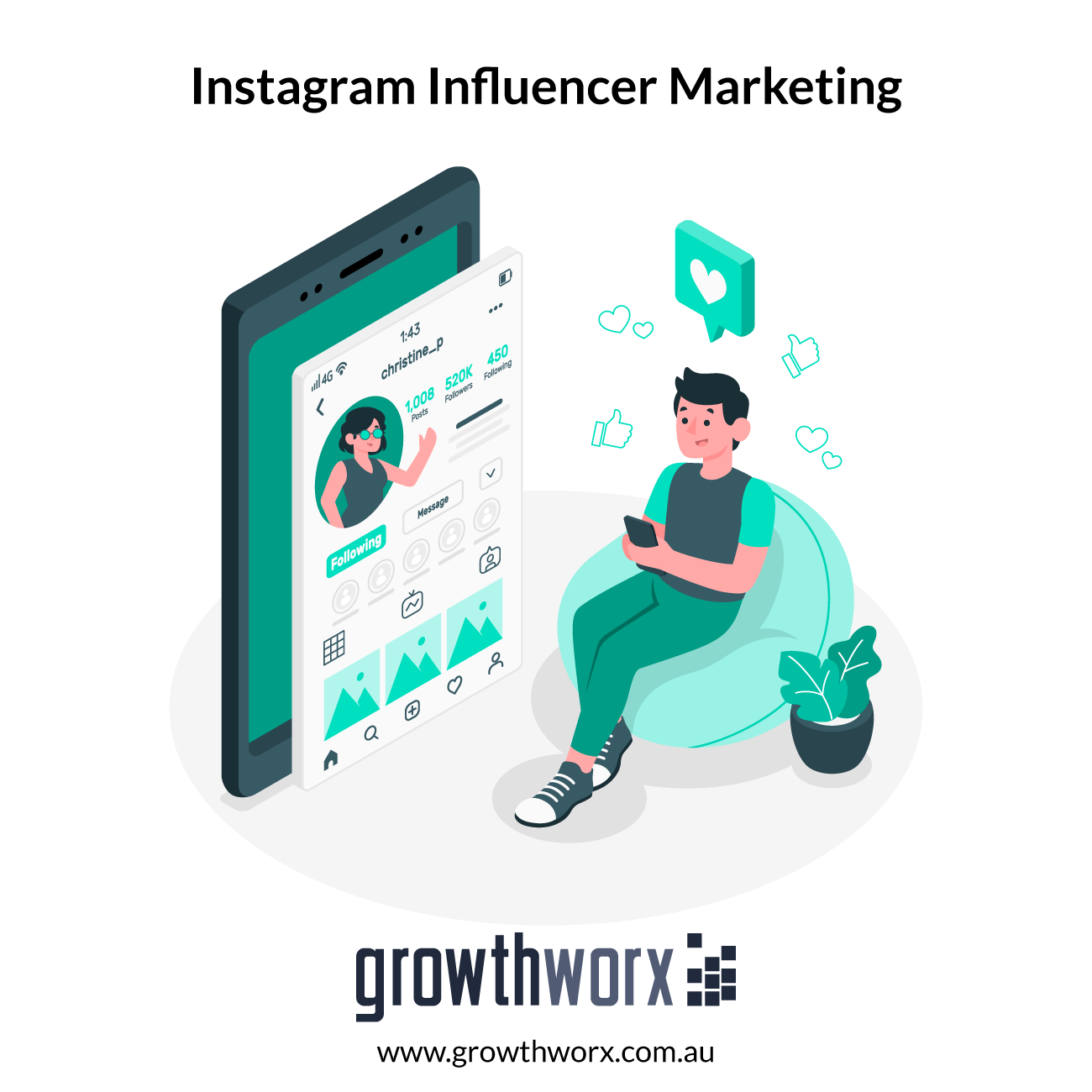 I will find instagram influencer marketing for your niche brand 1