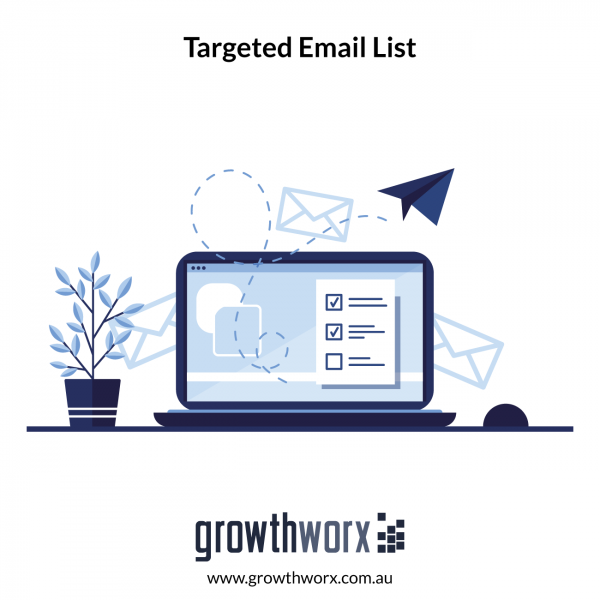 I will find targeted email list and linkedin business email address 1