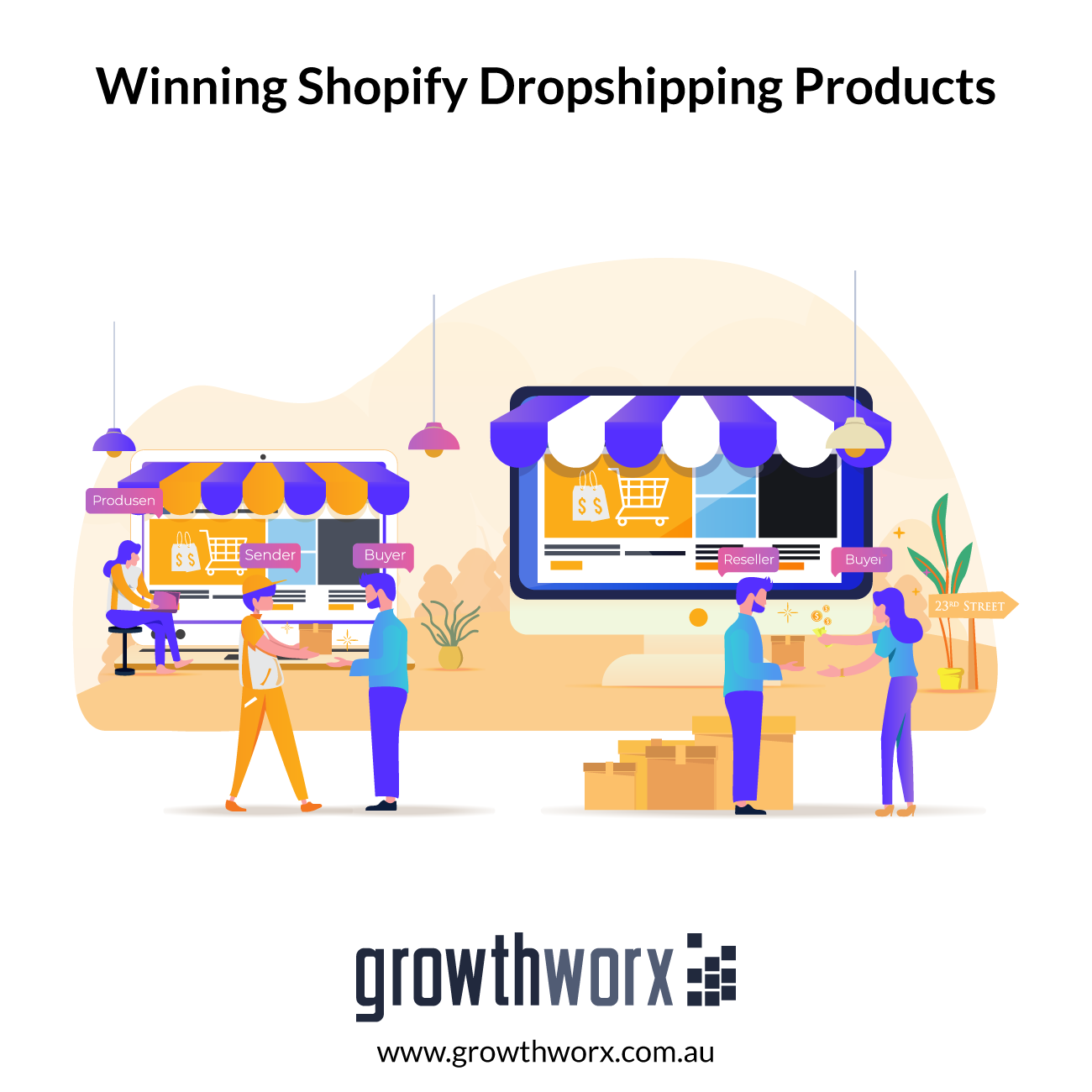 I will find winning shopify dropshipping products with video ads 1