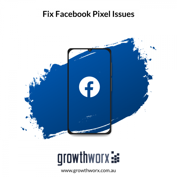 I will fix facebook pixel issues 1
