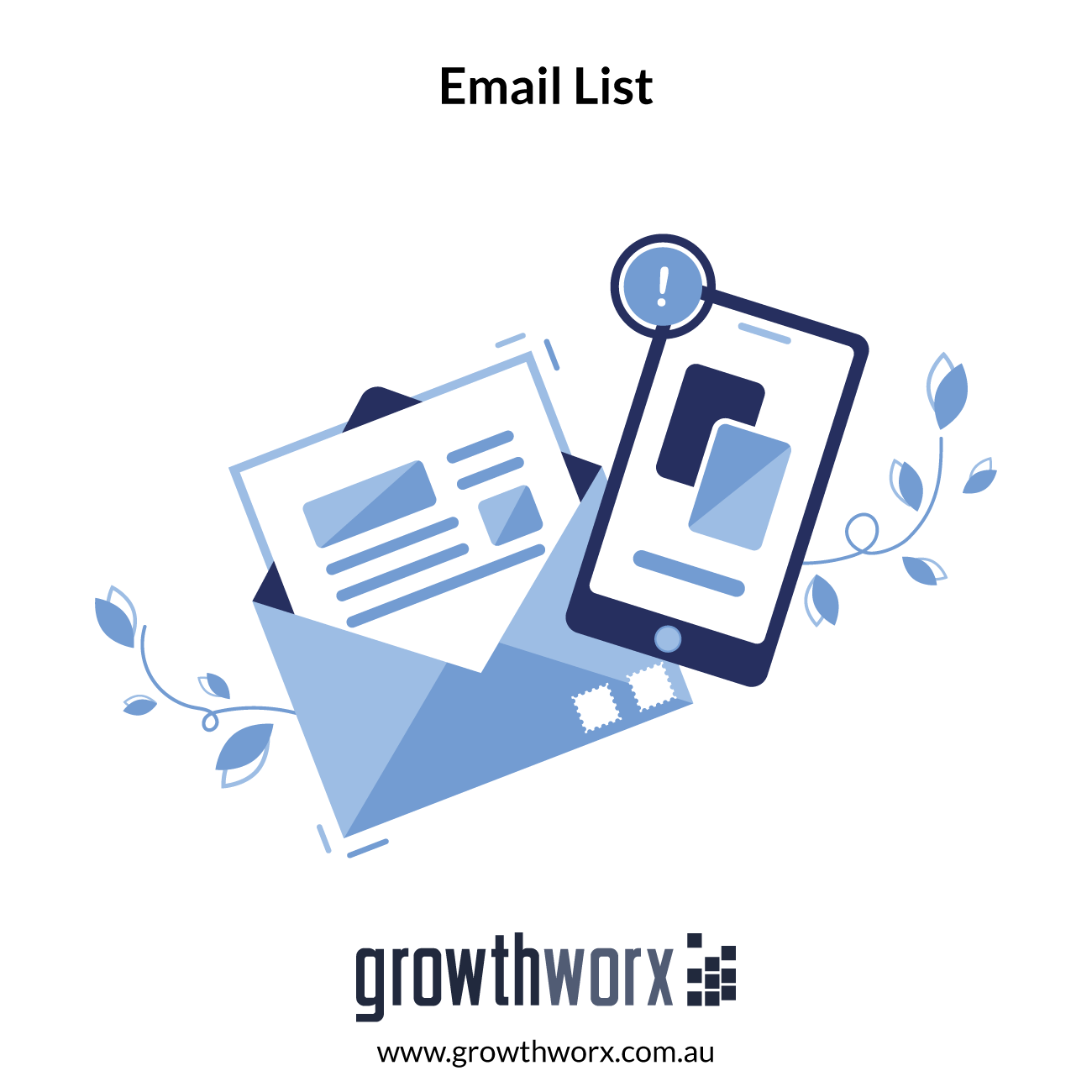I will get email list organically for you 1