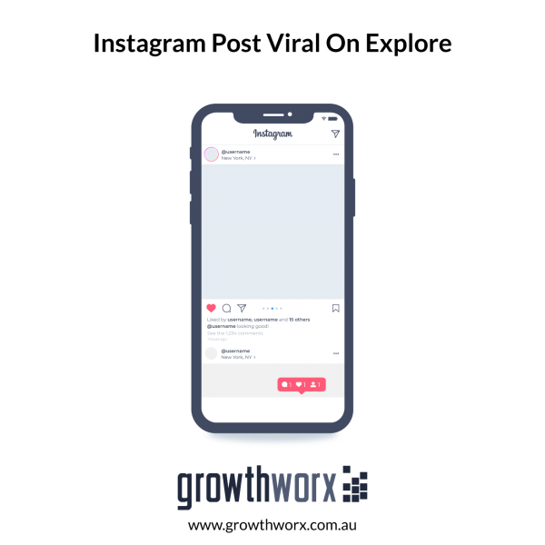 I will get your instagram post viral on explore 1