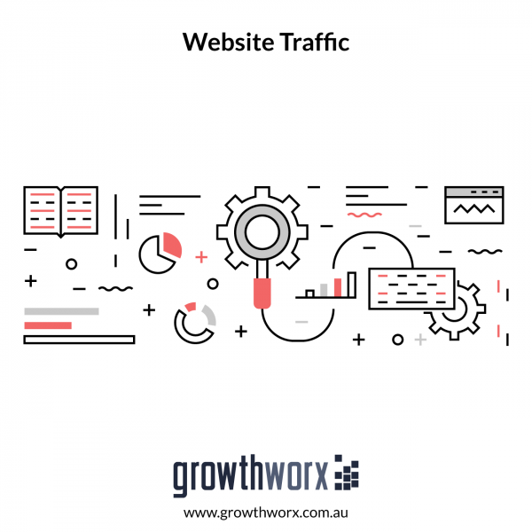 I will increase your website revenue through web traffic 1