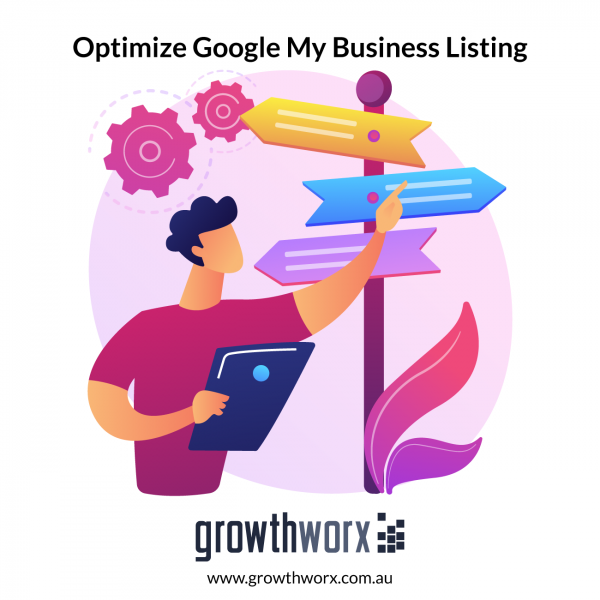 I will optimize your google my business listing 1