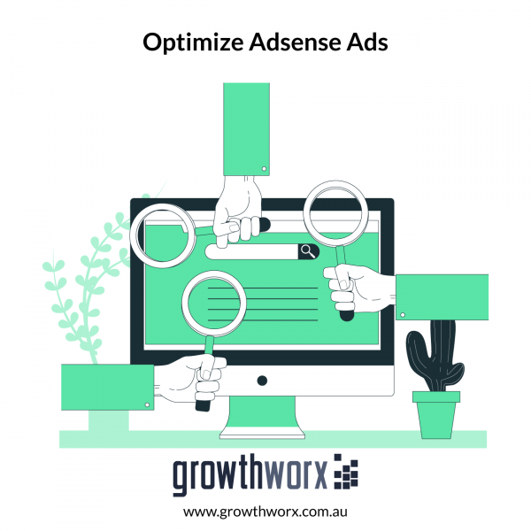 I will place and optimize adsense ads 1