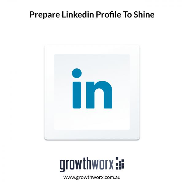 I will prepare your linkedin profile to shine 1