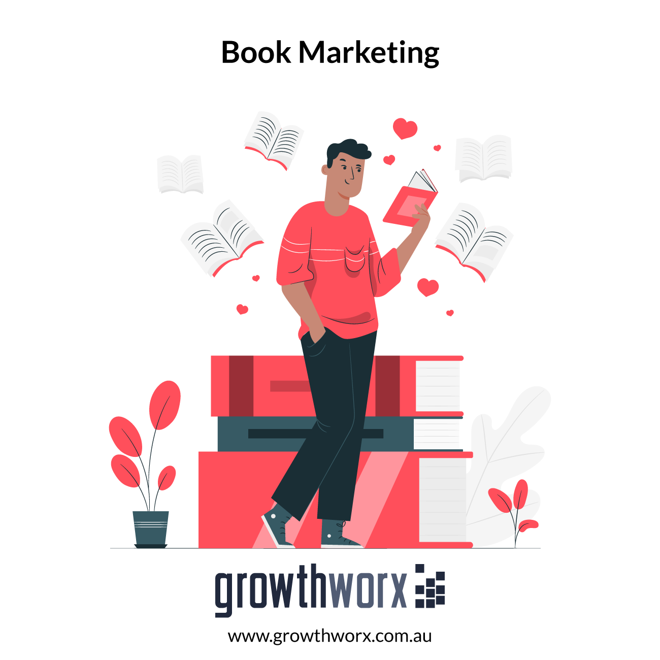 I will promote and market your free book on our website 1