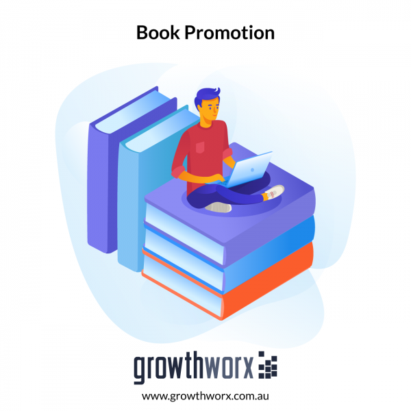 I will promote your book in a big way 1