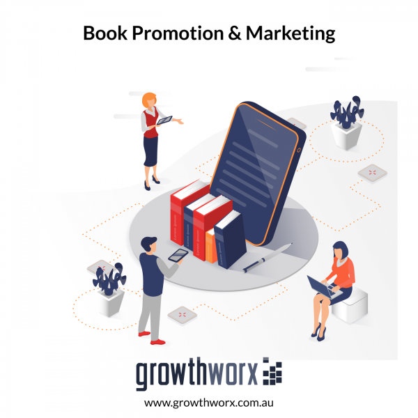 I will promote your book on our quality website, book marketing 1