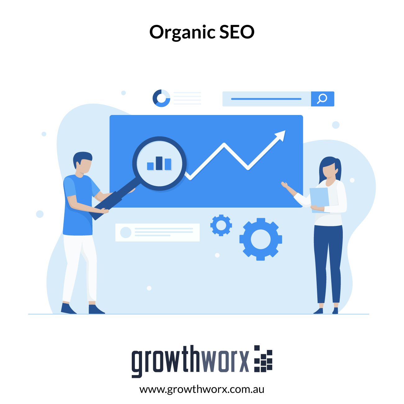 I will rank website with organic seo keyword targeted USA web traffic 1