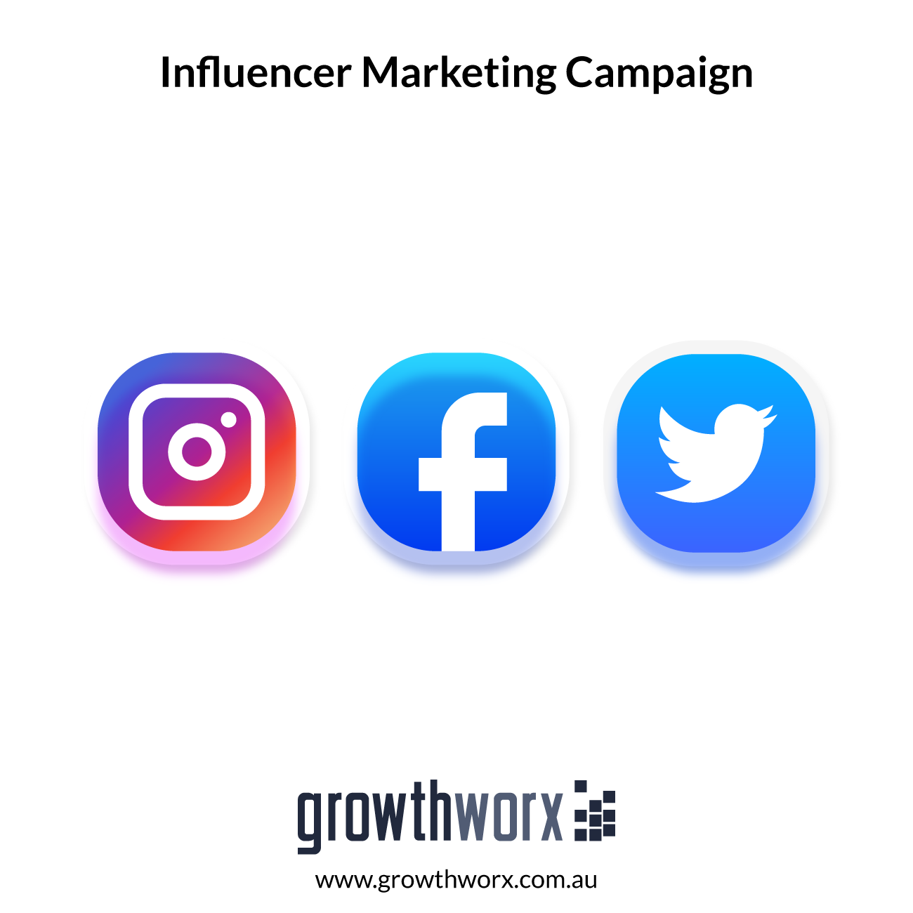 I will run an influencer marketing campaign on ig fb and twitter 1